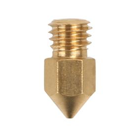 MK8 nozzles Brass/Copper