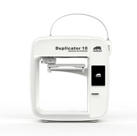 Wanhao D10 Mark 1....Stylish entry level printer.