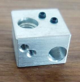 Wanhao D9/D6/I3 PLUS HEATER BLOCK